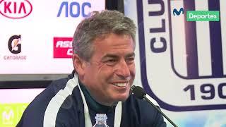 Pablo Bengoechea agradece a su familia por el mensaje de felicitación tras título de Alianza Lima