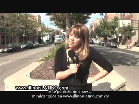 Illinois Latino Reel1  Copilaciones De Videos De Illinois Latino T-VE, Chicago IL TV Show