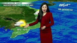 VTC14 | Thời tiết cuối ngày 23/11/2017| Lũ trên các sông ở Quảng Nam, Quảng Ngãi tiếp tục lên