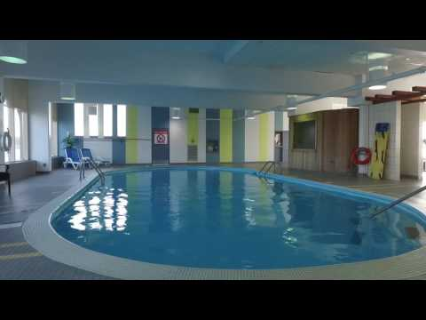 Holiday Inn Kingston Waterfront Hotel - Drone Promo