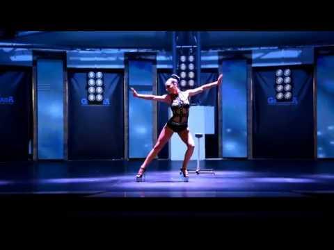 Circus id0446 hand stand, pole dance, air ring Yana Ukraine