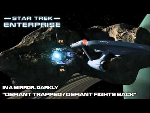Star Trek: Enterprise Music - Defiant Fights Back [In a Mirror, Darkly]