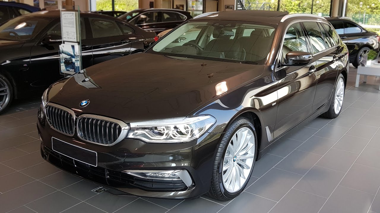 2018 Bmw 530d Xdrive Touring Luxury Line Bmw View