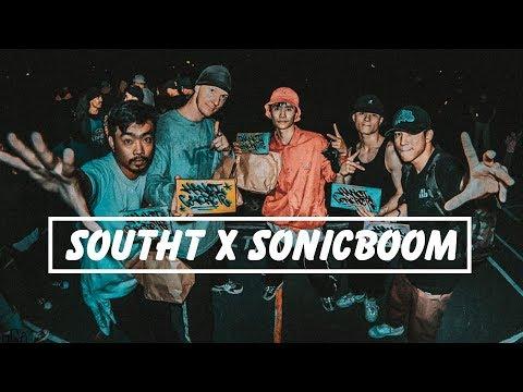 Sonic Boom x SouthT (THE LAST BATTLE) - Hanoi Concrete Special Jam