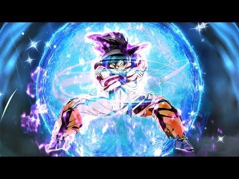 I Made Ultra Instinct Omen Goku In Dragon Ball Xenoverse 2