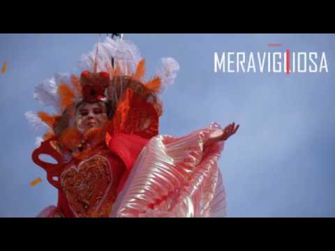 Carnevale2020: il volo dell'Angelo Lida Pani s...