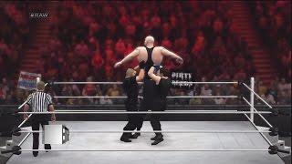 WWE 2K15:All OMG Moments