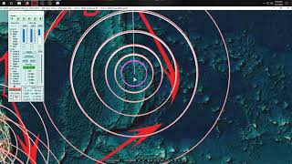 12/07/2018 -- Deep earthquake event underway -- New LARGE EQ activity due -- BE READY