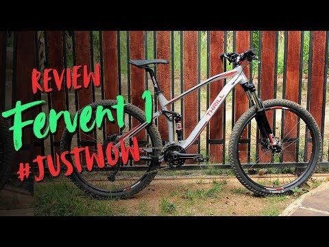 Menjajal Sepeda Thrill Fervent 1.0 Di Hutan UI Bike Park
