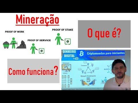 MINERAÇÃO DE CRIPTOMOEDAS - AULA 2 - ENTENDA O QUE É, COMO FUNCIONA