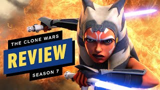 Star Wars: The Clone Wars - Season 7 Premiere Review