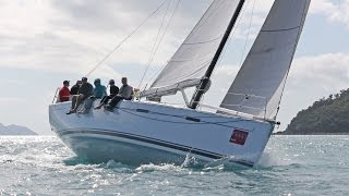 Dehler 38 Racing in the Whitsunday's Australia