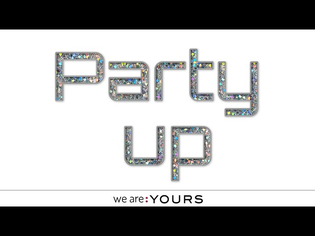 NEW 'PARTY UP' COLLECTION FROM :YOURS COSMETICS