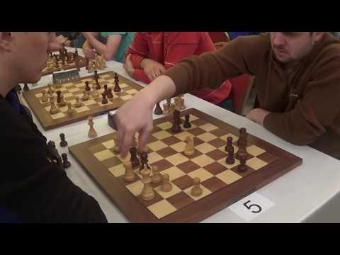 IM Belyakov Bogdan - GM Vladimir Fedoseev, Caro-Kann Defense, Blitz Chess