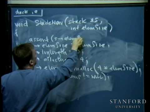 Lecture 6 | Programming Paradigms (Stanford)