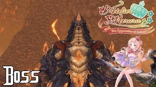 「Atelier Meruru: The Apprentice of Arland」 Boss Fight ☆Airshatter☆ (1080p)