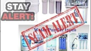 How do few companies cheats people to Sale RO?