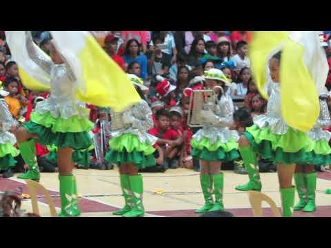 sevilla elementary school marching band-Santa cruz town fiesta 2018