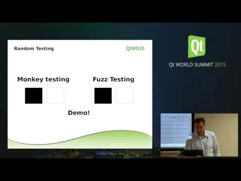 QtWS15- Are you testing enough - Qt application Quality Assurance, Harri Porten, froglogic