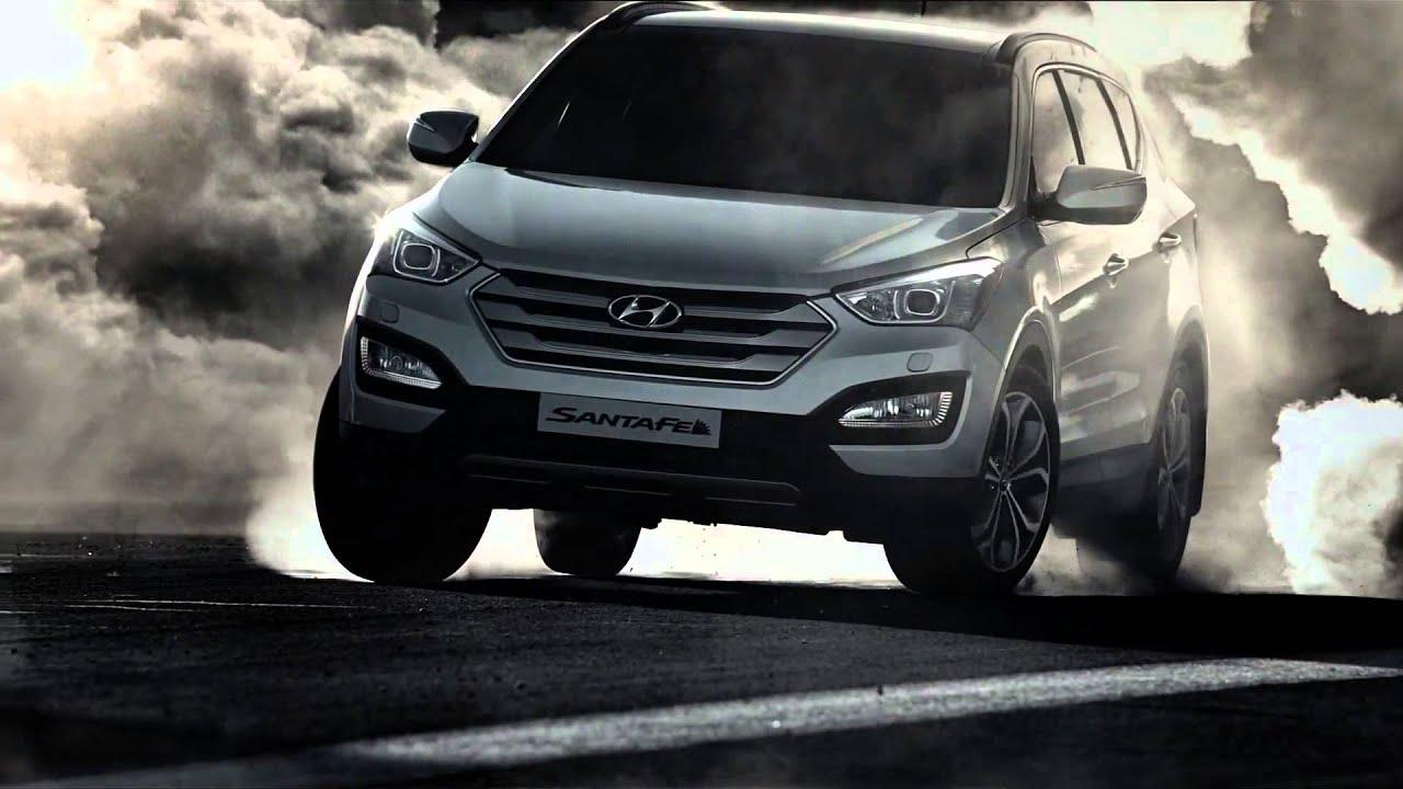 Hyundai The All New Santa Fe Tornado TV mercial