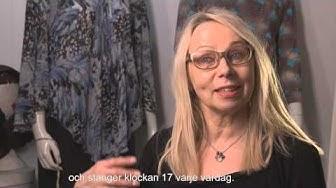 FÖRLORADE KUNSKAPER - Ett videoreportage om hantverk på Drumsö - Ompelimo Sormustin