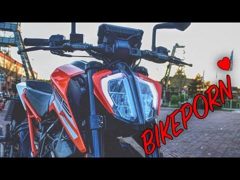 KTM DUKE 125 2017 BIKEPORN