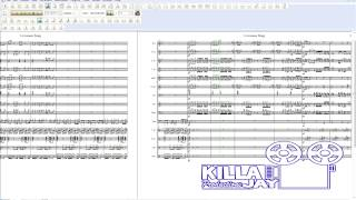 Loveeeee Song (Rihanna ft. Future) - Marching Band Sheet Music