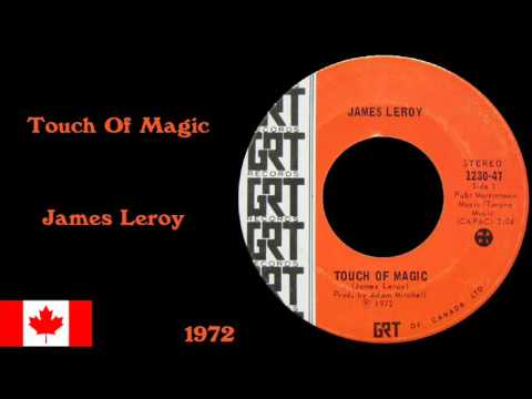 James Leroy - Touch Of Magic
