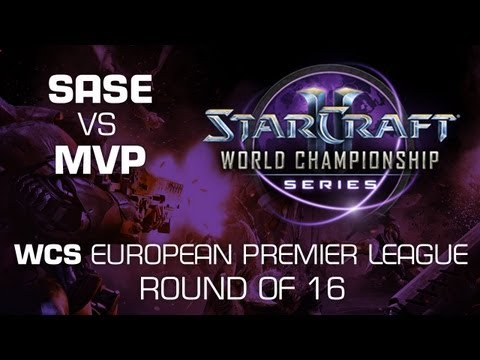 SaSe vs. MVP - Group C Ro16 - WCS European Premier League - StarCraft 2