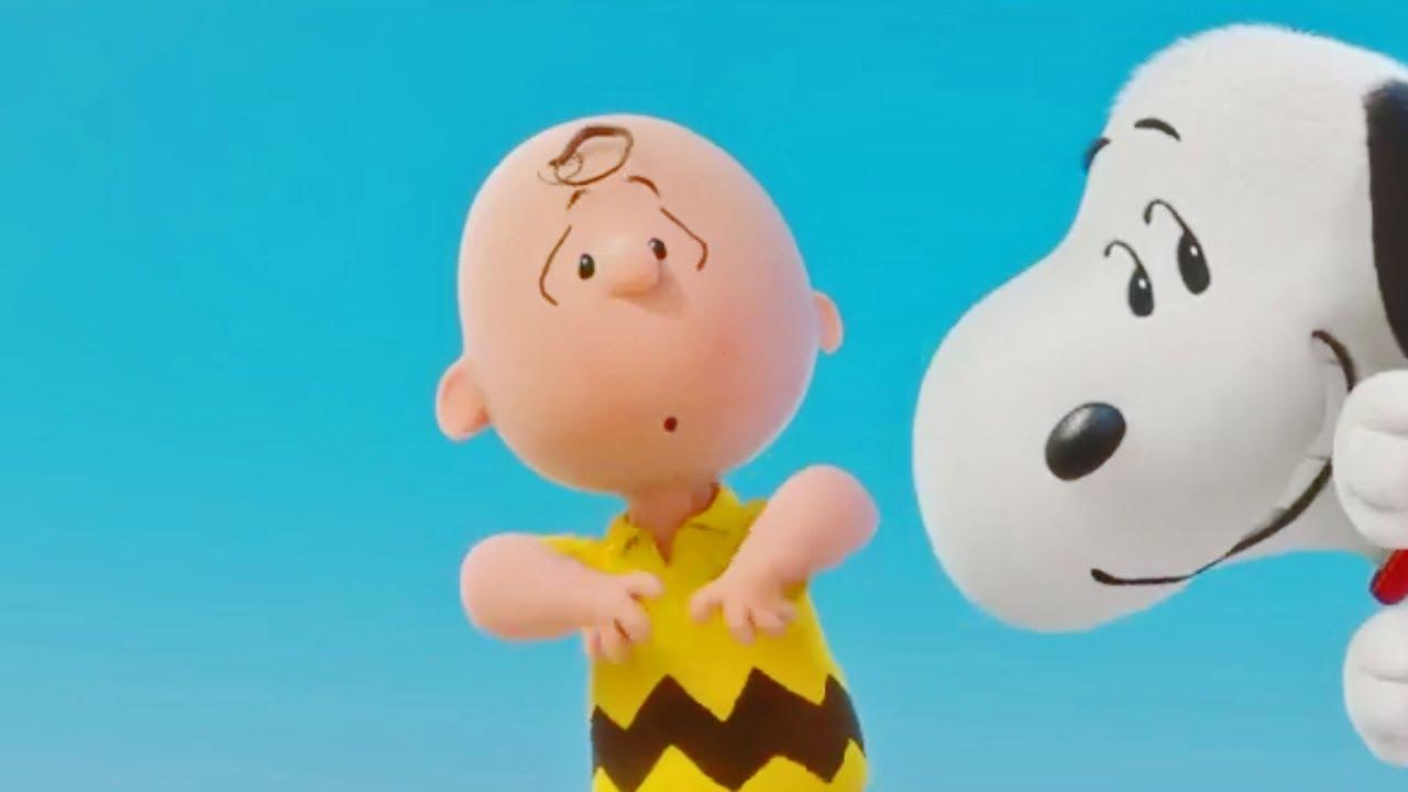 Peanuts Fall Wallpaper Snoopy Amp Charlie Brown Peanuts O Filme Teaser Trailer
