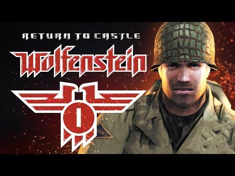 Return to Castle Wolfenstein - Часть 1 (Прохождение на русском, 60FPS)