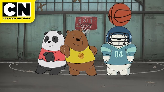 We Bare Bears Playing For Pizza Cartoon Network Youtube