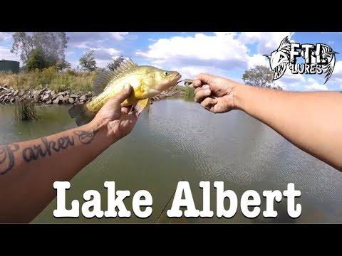 FTL Lures - Exploring Lake Albert