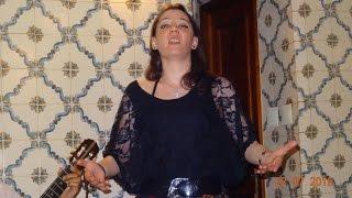 O FADO MORA EM LISBOA canta Sónia Santos