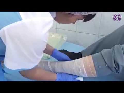 Озонотерапия. Как проводится в ст. Ленинградской?