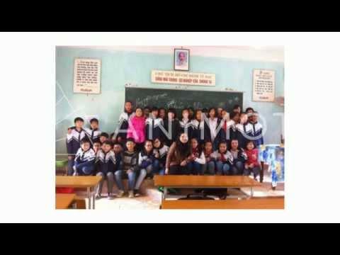 Tạm Biệt Nhé _ 8B THCS Lập Thạch _ 2014--2015