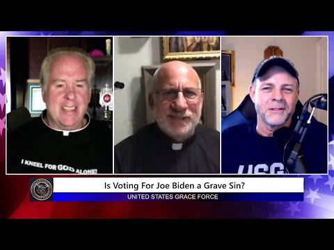 Is Voting For Joe Biden a Grave Sin?