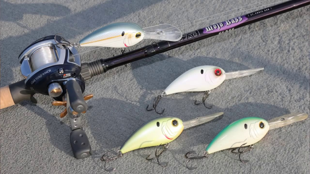 Crankbait Bass Fishing Tips How To Fish Extra Deep