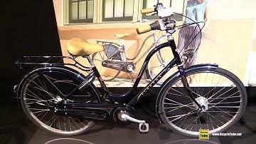 2018 Electra Bicycles Amsterdam Royal 8i Cruiser Bike - Walkaround - 2017 Eurobike