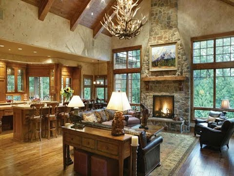 Interior design ideas for ranch style homes youtube - House interior design ideas pictures ...