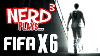 Nerd³ Plays... Six F*cking Fifa Games(Fifa 09, Fifa 10, Fifa 11, Fifa 12, Fifa 13 and Fifa 14 in one video. Why do I do this to myself? Game Link: http://www.ea.com/fifa End theme by the incredible Dan ..., 2015-08-22T20:00:00.000Z)
