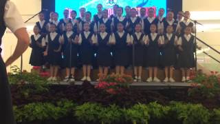 SK St Mary Juara DBKU Choral Speaking 2015