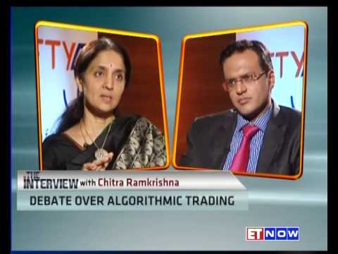 The Interview With NSE's MD & CEO Chitra Ramkrishna | FULL SHOW