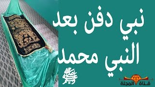 هل تعلم من هو النبي الذي دفن بعد النبي محمد «ص»