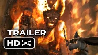 Rise of the Fellowship Official Trailer #1 (2013) - LOTR Tribute Movie HD