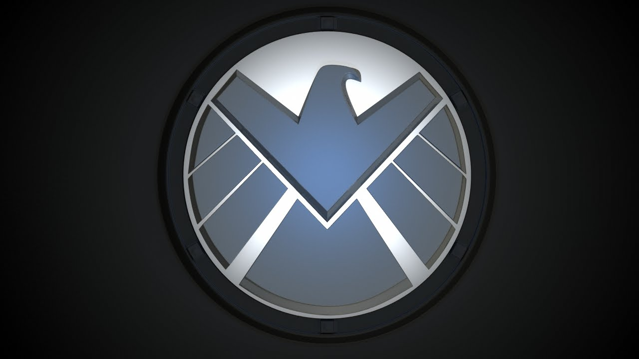 Marvels Shield Logo Emblem Making 7 How To Call Of Duty