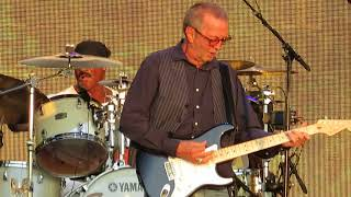 Eric Clapton.  Hyde Park 2018.  Got To Get Better In A Little While