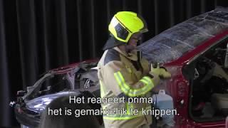 Brandweer Haaglanden TESLA DEMO