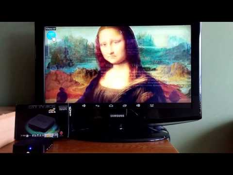 MXQ Smart TV Box 4K UHD smartbox KODI TELEWIZJADA quick reveiw recenzja PL