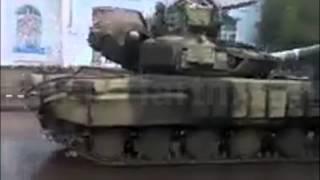 Украина Наши танки T 64 в освобожденном Мариуполе.Видео | Донецк,Луганск(Вооружённый конфликт на востоке Украины - боевые действия на территории Донецкой и Луганской областей..., 2014-07-04T14:54:55.000Z)